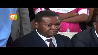 Gun drama at Wavinya, Mutua petition hearing