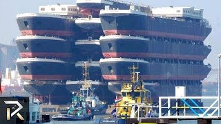 10 Abnormally Large Ships That Actually Exist