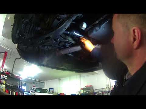 CV axle replacement Subaru Outback 2002 Drivers side. Install, remove or replace