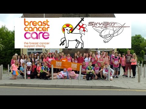 Breast Cancer Care Charity Walk June 2015