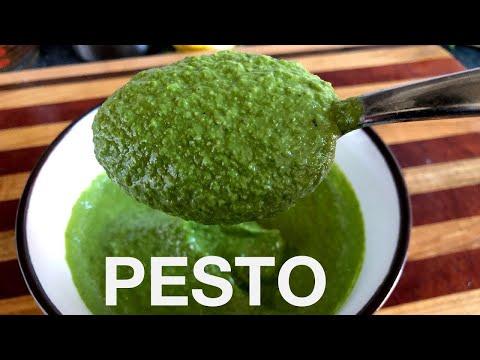 Pesto - You Suck at Cooking (episode 73)