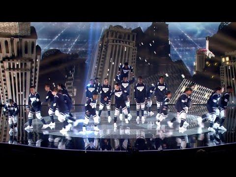 Britain's Got Talent 2015 S09E12 Semi-Finals IMD Legion Creative Dance Troupe