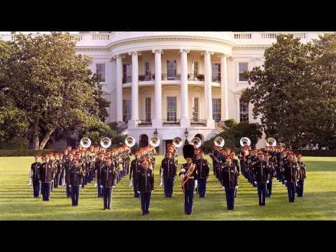 Hands Across the Sea - John Philip Sousa - US Army Band