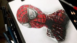 Download THE AMAZING SPIDER MAN 2 - HOW DO I DRAW Video