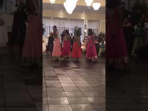 Cousins Dance at Engagement
