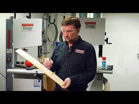 Axcaliber Freshcut 37 GT Bandsaw Blade - Product Overview