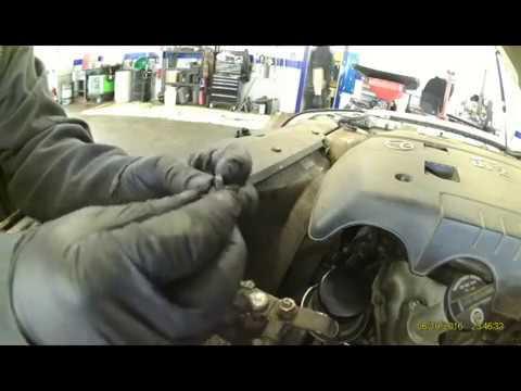 Radiator replacement 2004 Toyota 4runner. How to change radiator