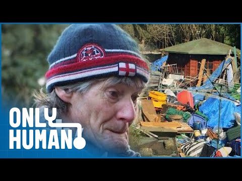 Extreme Garden Hoarder - Now the Council Stops Him | Biggest Hoarders | Only Human
