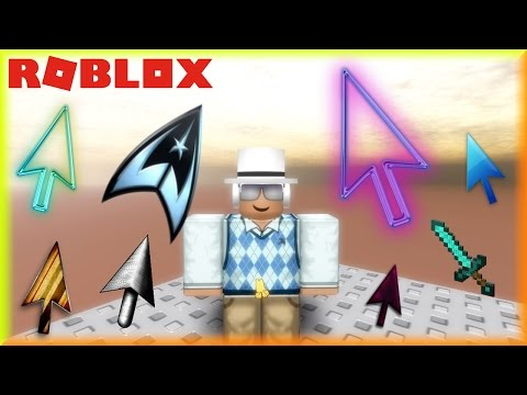 How To Customize Your Roblox CURSOR! (2018)