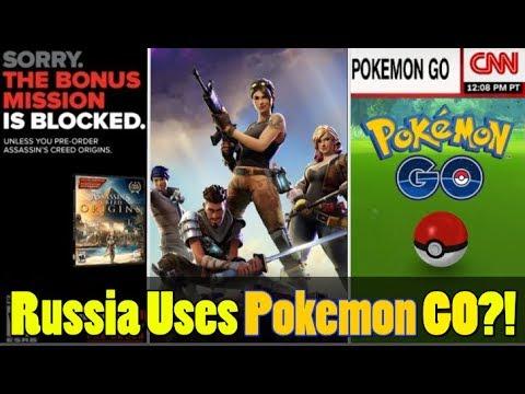 Pokemon Go Elected Donald Trump, Gamestop's SAD Advertisement, Cheaters Sued for $150,000