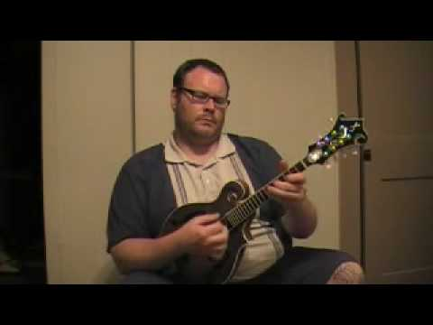 copperhead mandolin, highland strings by jason harshbarger