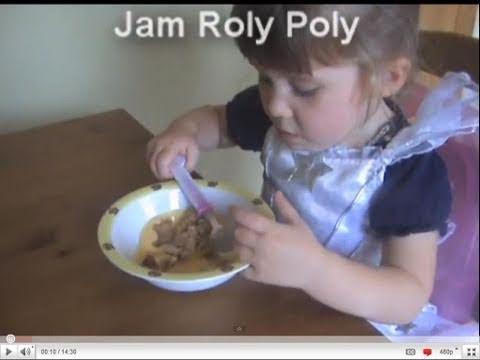 Jam Roly-Poly - MYVIRGINKITCHEN