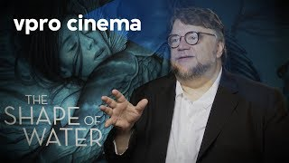 Guillermo del Toro and cast on The Shape Of Water