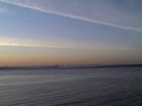 Bainbridge Island 5:20am ferry
