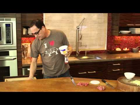 Easy Steak Tacos recipe by SAM THE COOKING GUY