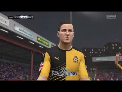 Winning the World Cup #1 - FIFA 16 Be a Pro