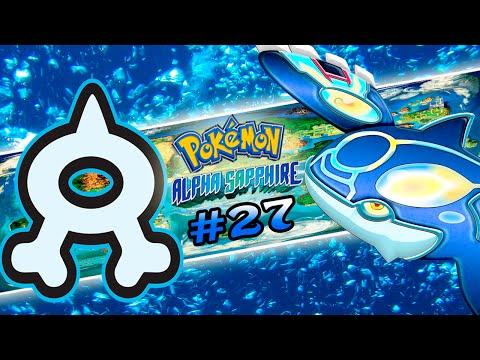 Pokémon Alpha Sapphire Parte 27 - VS Primal Kyogre