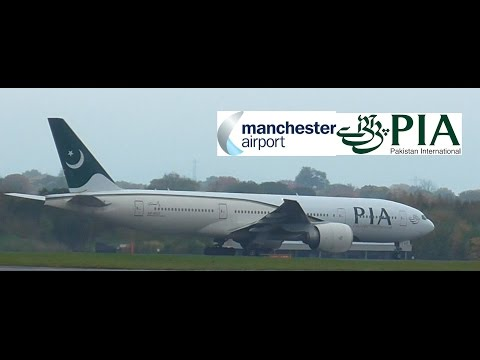 Pakistan International Airlines Flight 711 (Lahore to New York-JFK via Manchester)