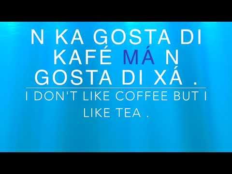 Learn Kabuverdianu ( Cape Verdean Creole ) Word of the Day - MÁ