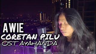 PASYA nyanyi lagu baru AWIE - Coretan Pilu (OST Ayahanda)