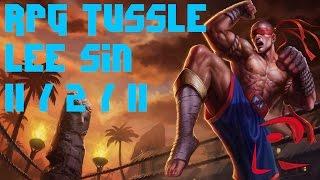 RPG Tussle Lee sin Jg#44