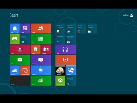 How to install and setup windows 8 using USB drive - Step by Step video tutorial