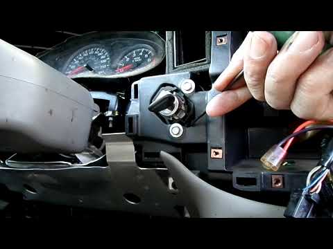Impala Ignition lock Cylinder Replacement
