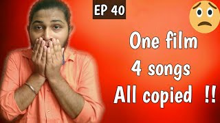 One film | 4 songs | All copied | Ep 40 | Rajesh roshan special