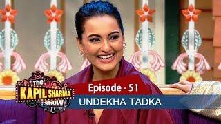 Undekha Tadka | Ep 51 | Sonakshi Sinha | The Kapil Sharma Show | SonyLIV | HD