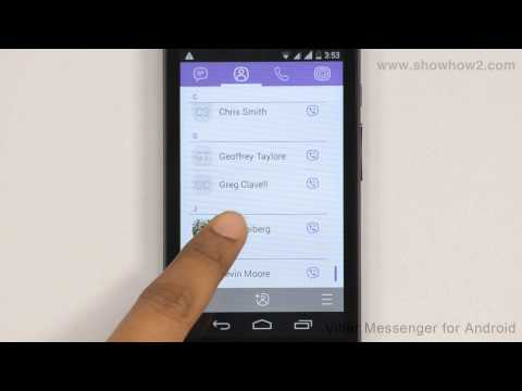 Viber Messenger - How To Send Your Current Location