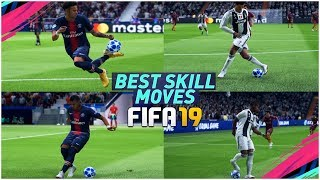 Download FIFA 19 BEST SKILLS TUTORIAL / MOST EFFECTIVE SKILL MOVES in FIFA 19 / Tricks for PS4 & XBOX ONE Video