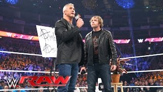 """The Ambrose Asylum"" with special guest Shane McMahon: Raw, April 18, 2016"
