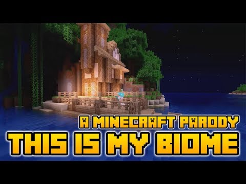 Minecraft Song and Videos This Is My Biome A Minecraft parody of Payphone by Maroon 5