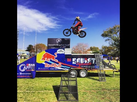 Tzaneen Enduro Track with Brian Capper