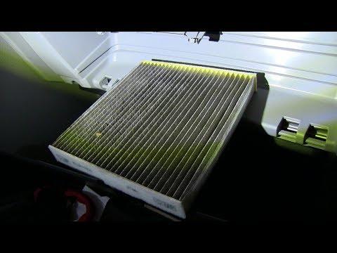 Toyota Highlander air conditioning filter