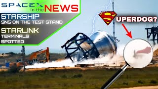 SpaceX Starship Prototank Tested to Failure (again) & More to Come | SpaceX in the News