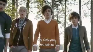 One Direction   Gotta Be You Lyrics   Sub Español Official Video
