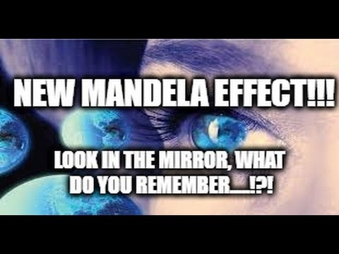 New Mandela Effect! Objects In MIrror May Seem Stranger Than They Are!