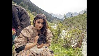Alia Bhatt in Kashmir for the shooting of her upcoming film Raazi