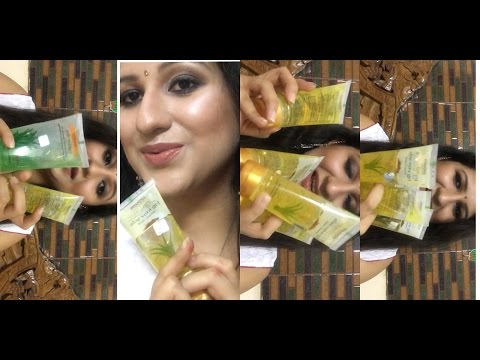 MUST WATCH-NEW Patanjali Saundarya Aloe Vera Gel/ Review in Hindi/ How to use/ GIVEAWAY
