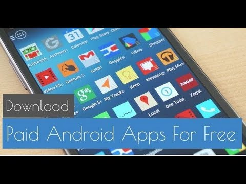 How to download paid Apps/Games for free on any Android Phone! (No Root Required) /2018👌💯📢