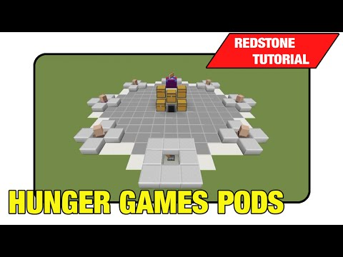 Hunger Games Pods