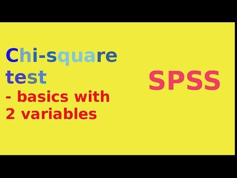 Interpretation of chi-square test in SPSS for 2 way table