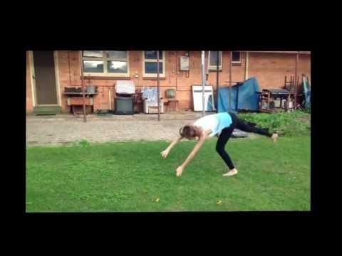 Easy Beginner 1 Person Stunts