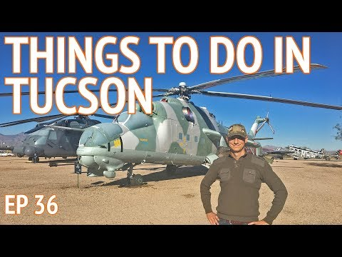 Tucson Food & Travel Guide   Living the Van Life in Arizona