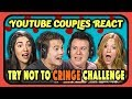 YOUTUBERS REACT TO TRY NOT TO CRINGE COMPILATION Marriage Proposal Fails