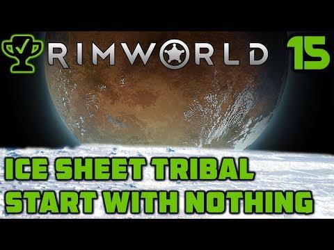 Combat Supplies - Rimworld Ice Sheet Tribal Ep. 15 [Rimworld Beta 18 Ice Sheet Challenge]