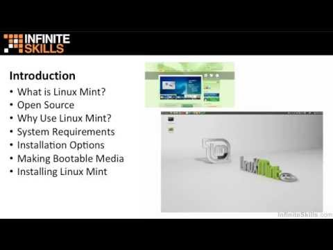 Linux Mint Tutorial | Installation And System Requirements