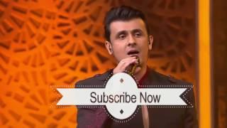 Vande Mataram Sonu Nigam Live HD