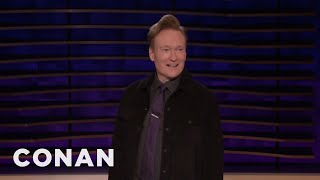 Conan: Kamala Harris Has Already Won The California Primary - CONAN on TBS